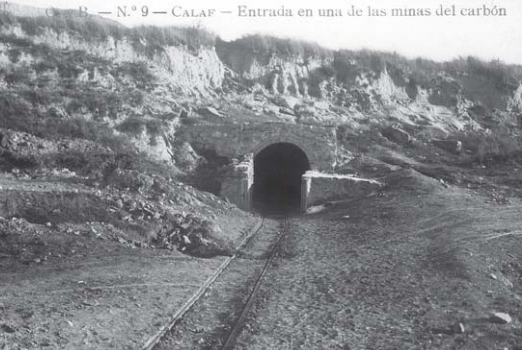 Minas de Calaf , c-. 1910, foto Obradors i Boixadera