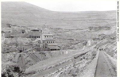 Minas de Surroca , marzo de 1901