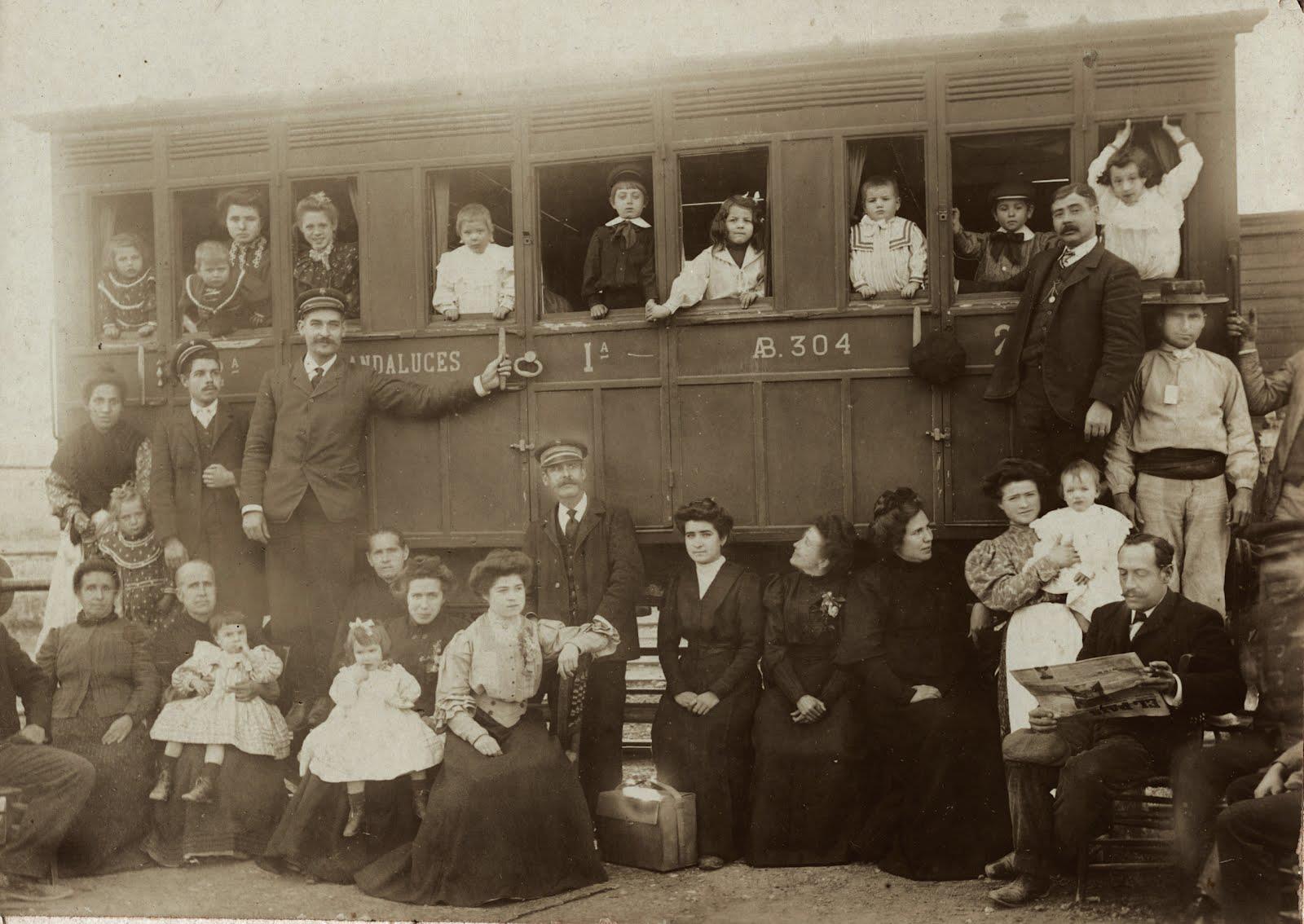 Moron de la Frontera , 1907 fotografo desconocido