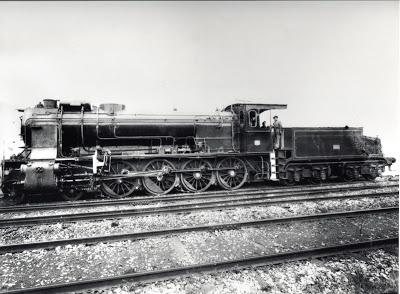 Oeste serie 831 a 842 , archivo DFV