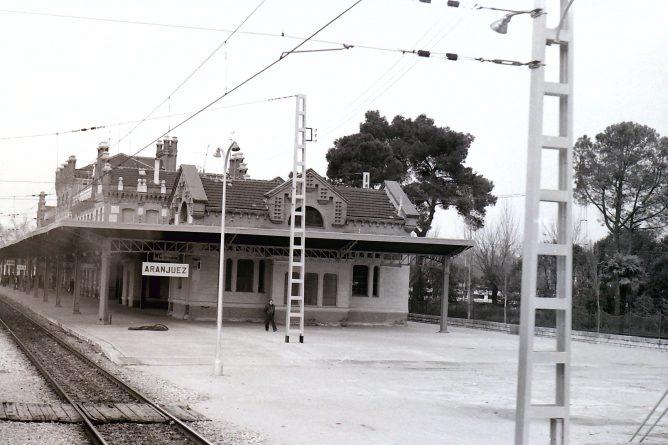 Aranjuez año 1978