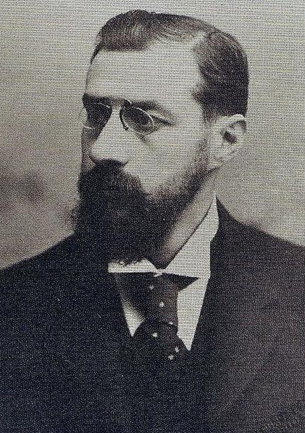 Pablo Font de Rubinat , presidente del Consejo del Fc de Reus á Salou