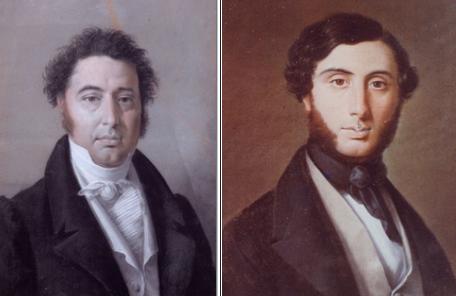 Pedro Gil Babot y Pedro Gil Serra