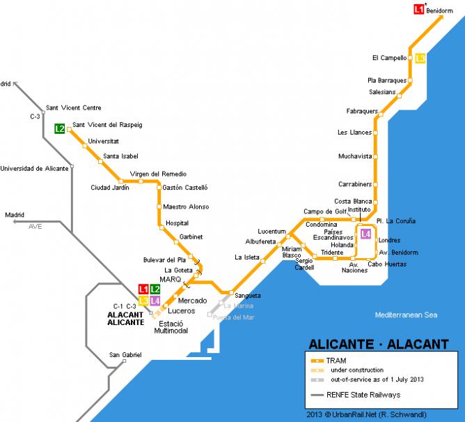 alicante tram website http //www.fgvalicante.com