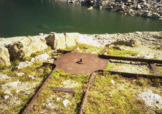 Plato giratorio , Fc del Estany Tort, foto Toni Roca
