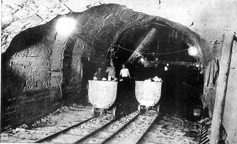 Pozo Antonio en Cardona Informe del Instituto Geologico y Minero