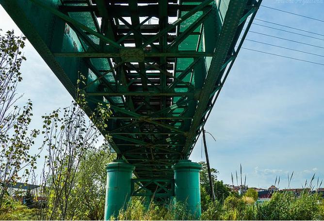 Puente de Hierro de Parets del Valles (2) , 04.09.2016, foto A. Aguilera