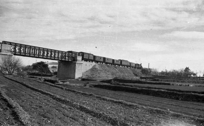 Puente del Salt de L´Aigua, Archivo Municipal de Manises, fondo Jose Gadea