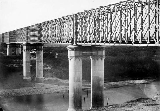 Puente sobre el Guadalquivir, archivo JPT