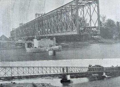Puente sobre el rio Grande en Pampanga, archivo Rafael Minuesa