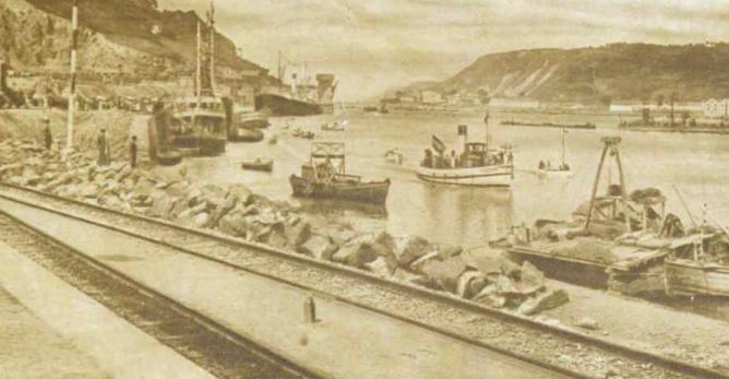 Puerto de San Estebsn de Pravia