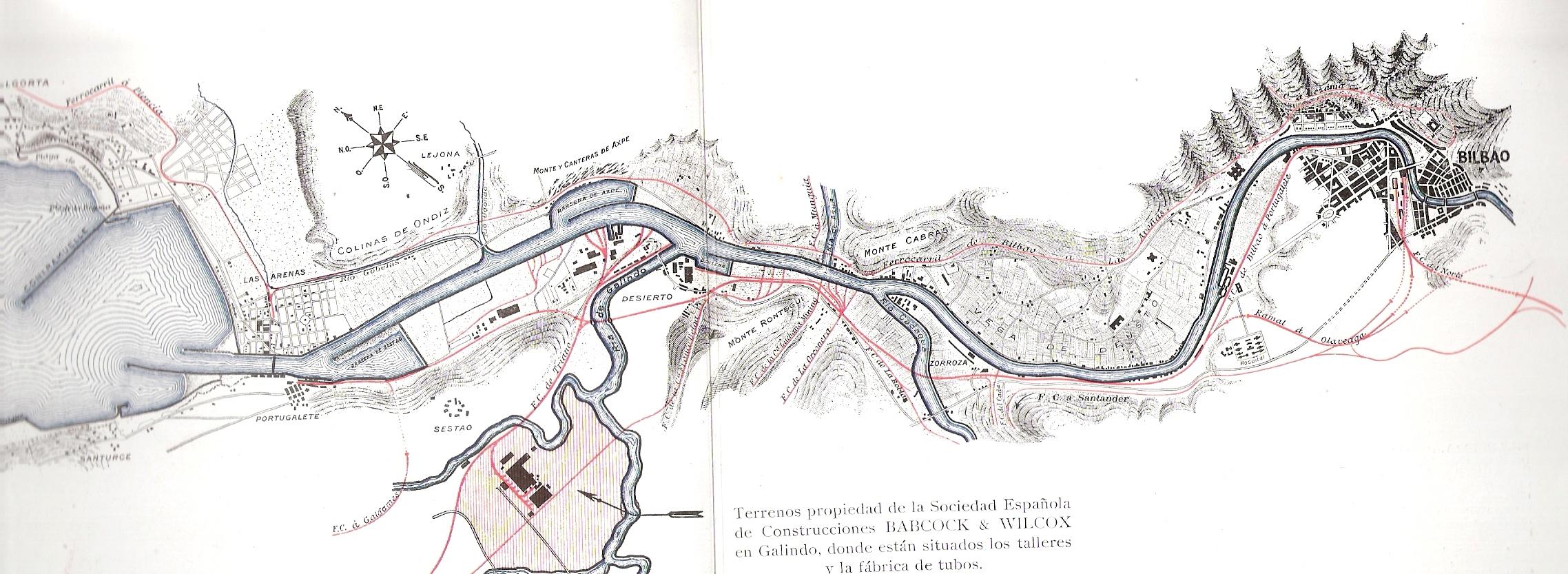 Ria de Bilbao- Fondo Babcock & Wilcox
