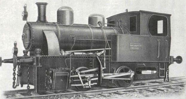SM , locomotora 0.20.T para maniobas