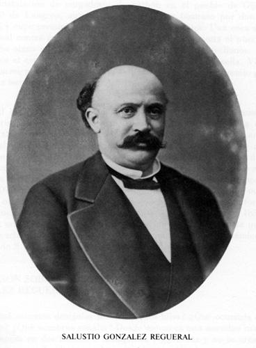 Salustiano Gonzalez Regueral , Ingeniero de Caminos