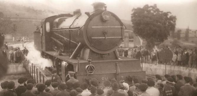 Santander Mediterraneo, especial Burgos a Traspaderme, autor desconocido
