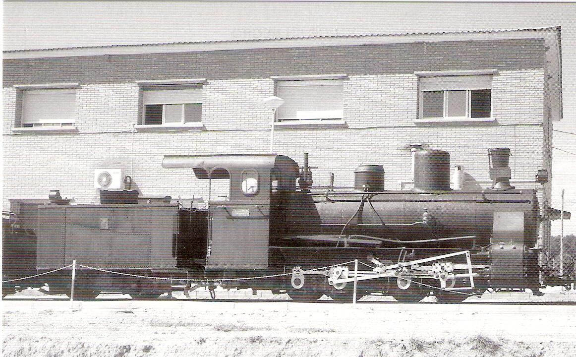 Servicio Militar de Ferrocarriles, 040, nº 3 , Fc Militar de Madrid a Campamento y Cuatro Vientos, Editren Prez de Val