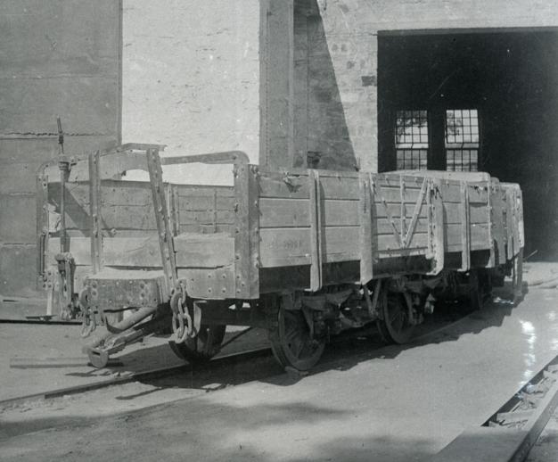 Talleres de Linares , vadones de bordes medios para restauracion, foto M. Salinas