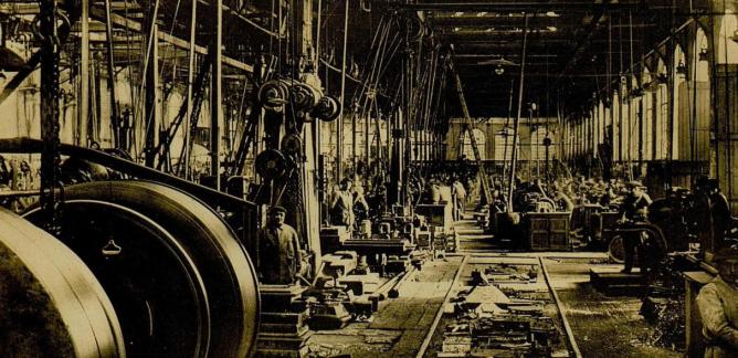 Talleres de Norte en Valladolid, Archivo Guia de Norte , año 1930