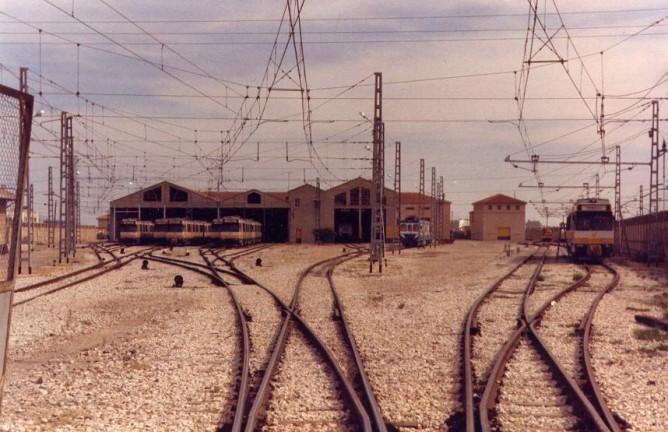 Tallerres de Torrent FGV , foto Vicente Miralles
