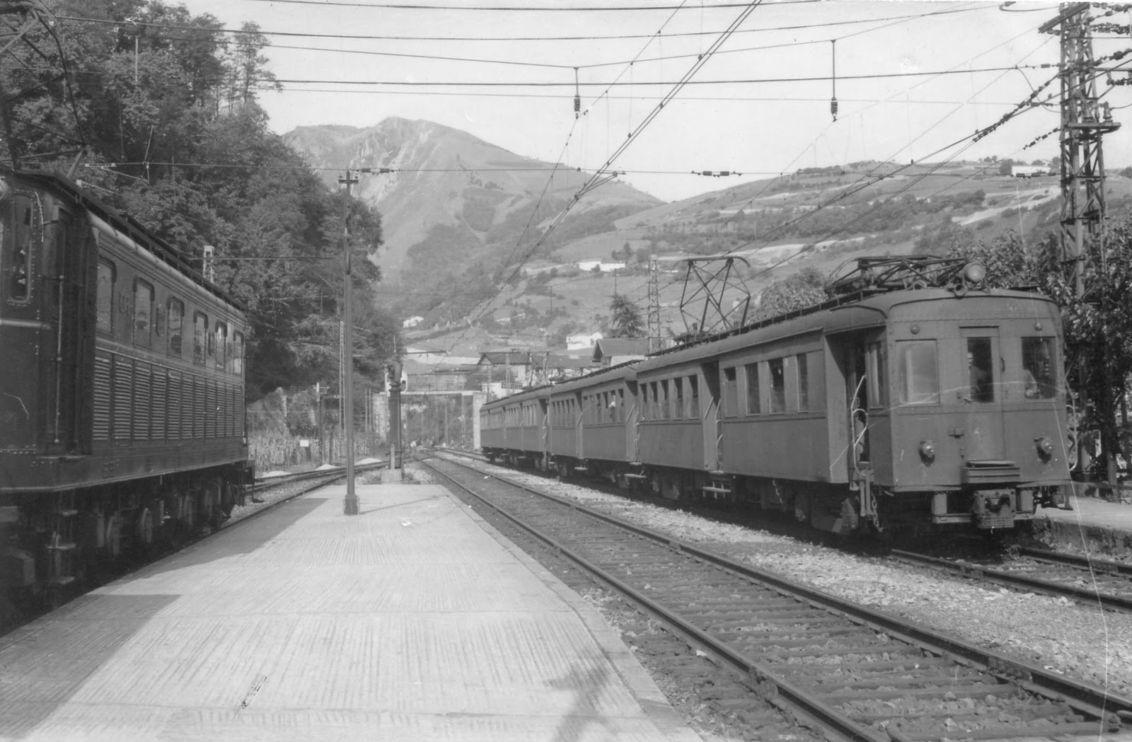 Tolosa, Norte , año 1929 , fondo Olaizola