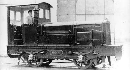 Tractor Berliet modelo RLCA , fondo MVF