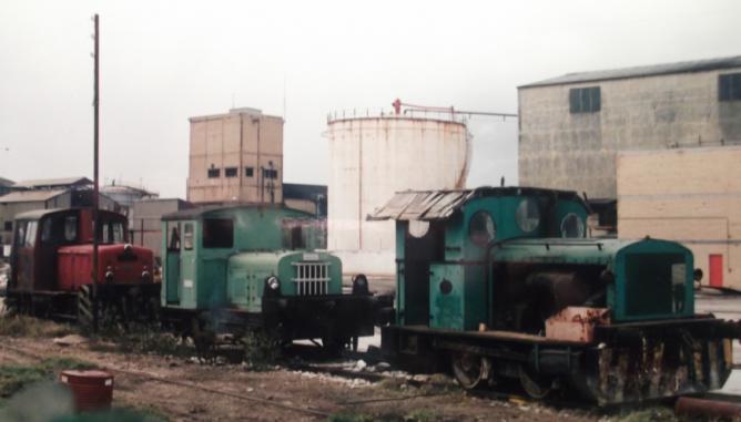 Tractores de azucareras . coleccion Forotrenes