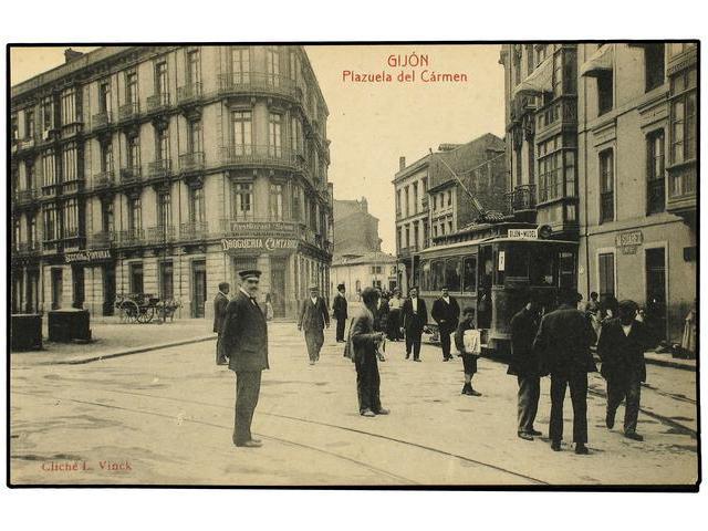 Tranvias de Gijón 1