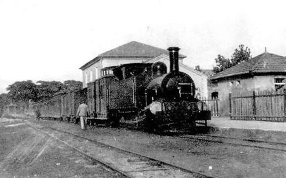 Tren en Manacor, Archivo Fabian Montojo -Flickir
