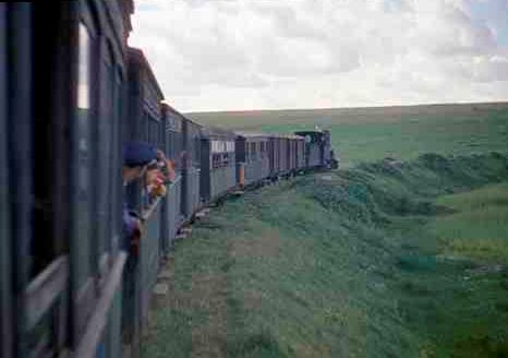 Tren mixto , foto Trevor Rowe, archivo MVF