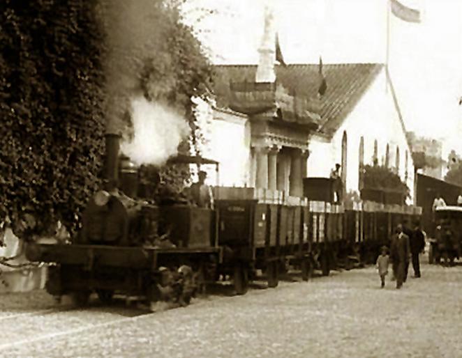 Tren urbano de Jerez de la Frontera