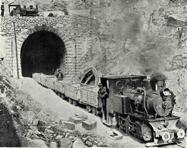 tunel-de-somport-tren-de-obras-revista-adelante-ano-1911