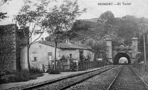 Tunel del Mongat