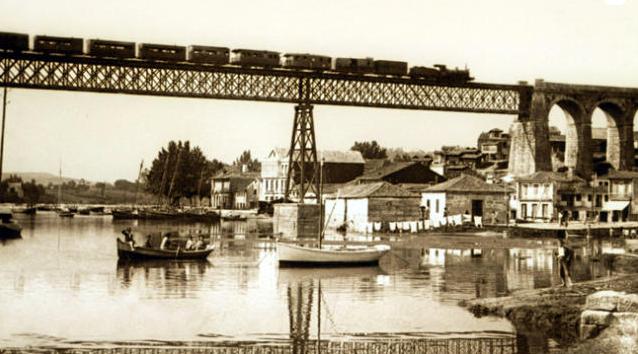 Viaducto de Redondela, archivo Cal 3