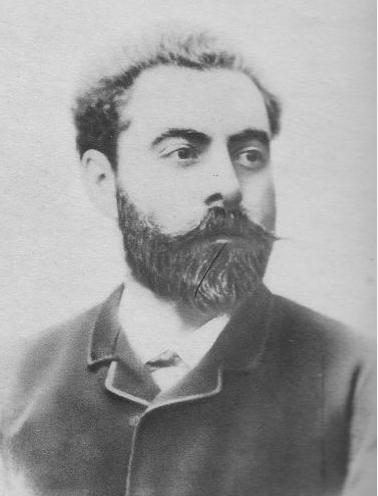 Victor Chavarri y Salazar, presidente del Ferrocarril Vasco Asturiano