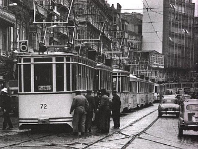 Tranvias de Vigo, fotografo desconocido