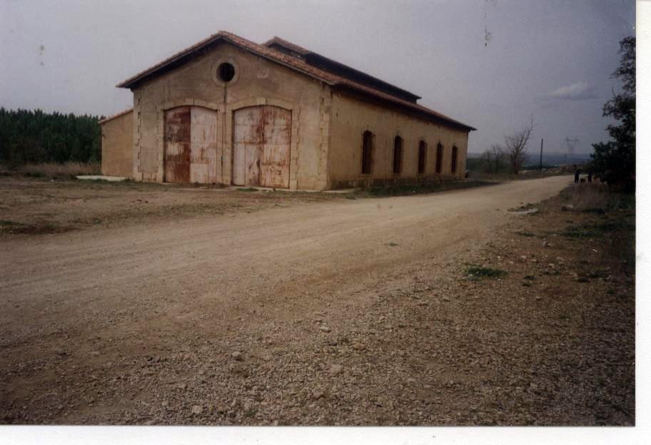 deposito de Teruel, ojos Negros al Puerto de Sagunto, foto Juan Manero