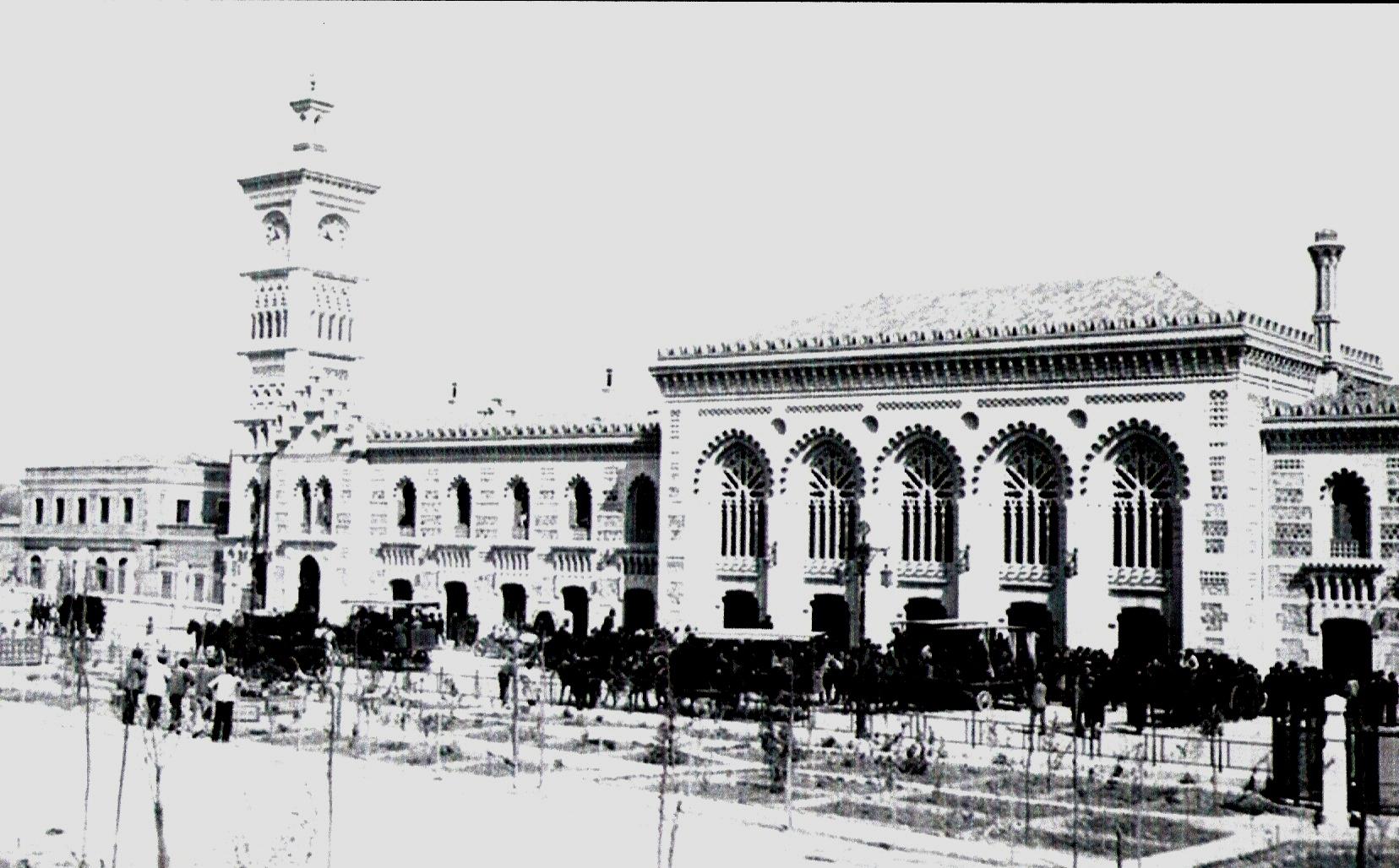 Estacion de Toledo , Fondo MDA