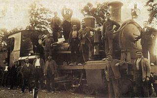 "Locomotora ""Casual"" North British, fondo APG"