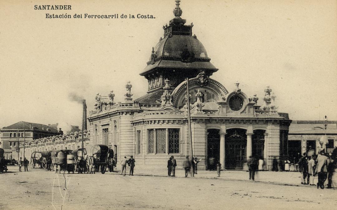 estacion de la Costa en Santander
