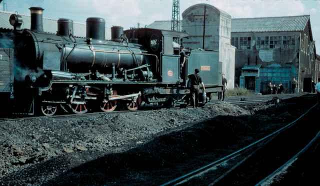 "Locomotora nº 23 ""Turujal"", rodaje 130,"