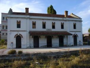 Estacion de Valcorba,