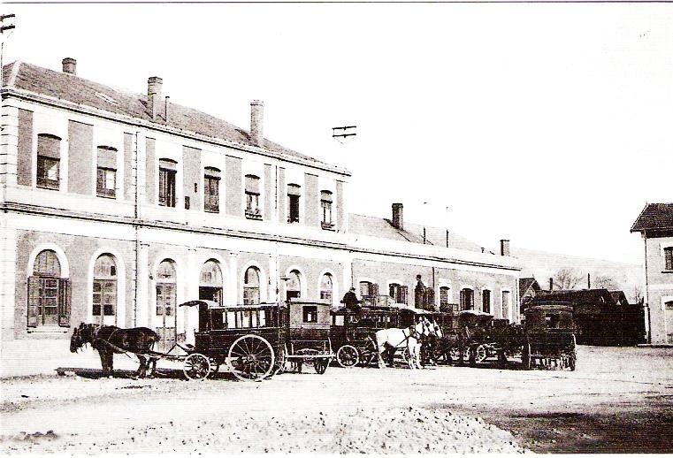 Estacion de Pamplona