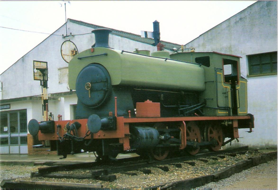 Locomotora 030T, azucarera de Gallego, foto : Luis Comaposada