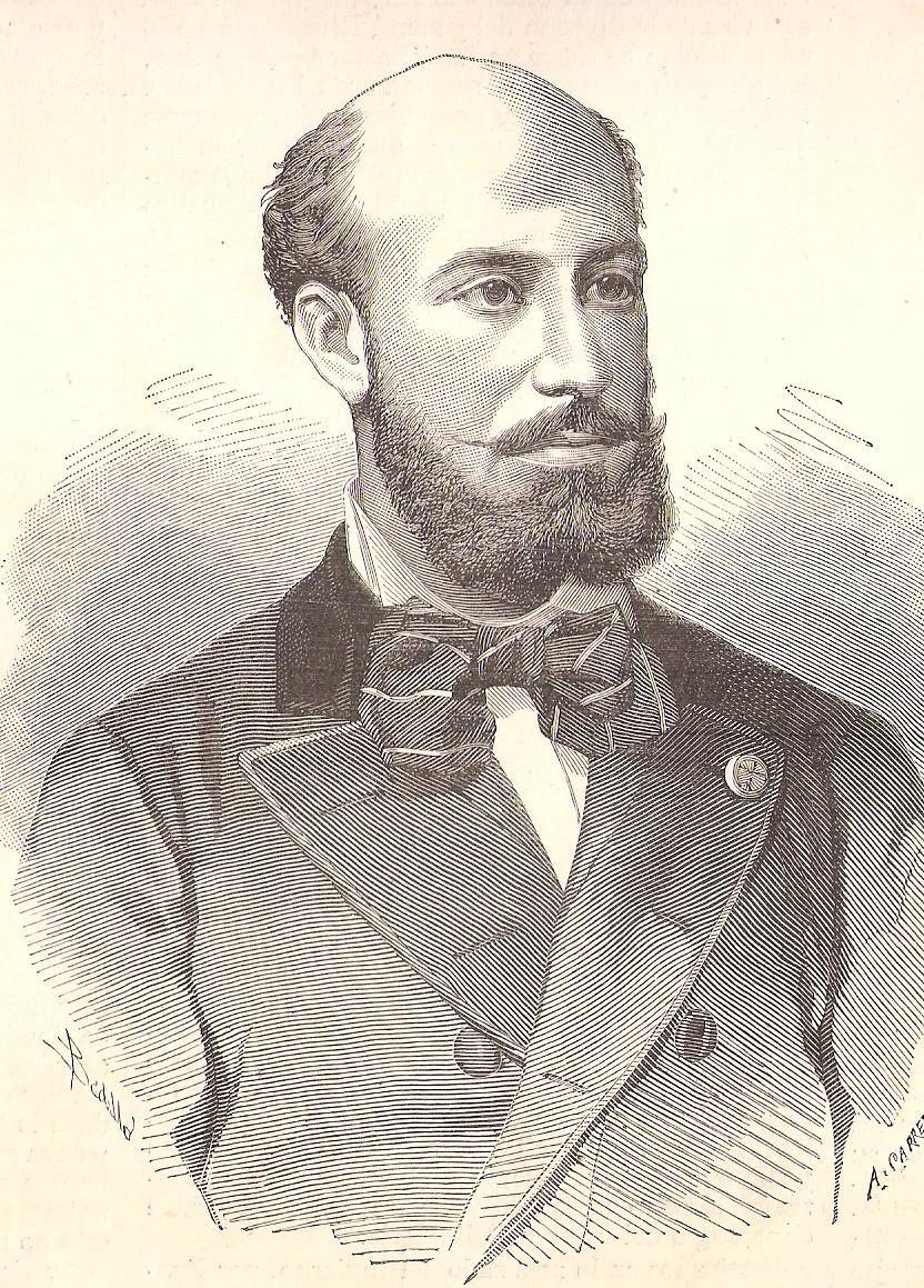 Juan Navarro Reverter, La Ilustracion Española y Americana, año 1881