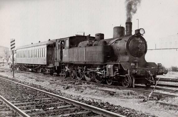 Locomotora MZA