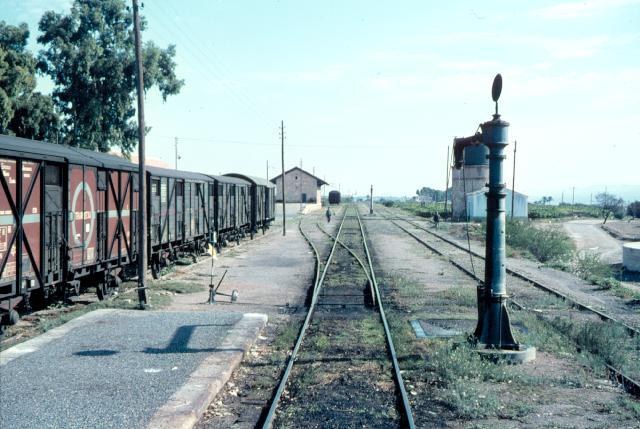 Alhama de Murcia, octubre 1966