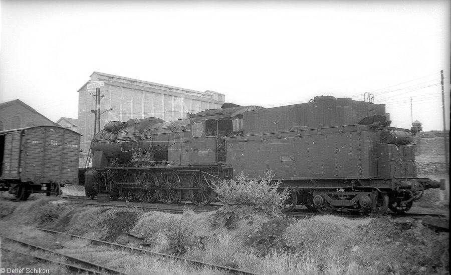Medina del Campo, agosto de 1971,