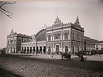 Estacion de Sevilla Plaza de Armas
