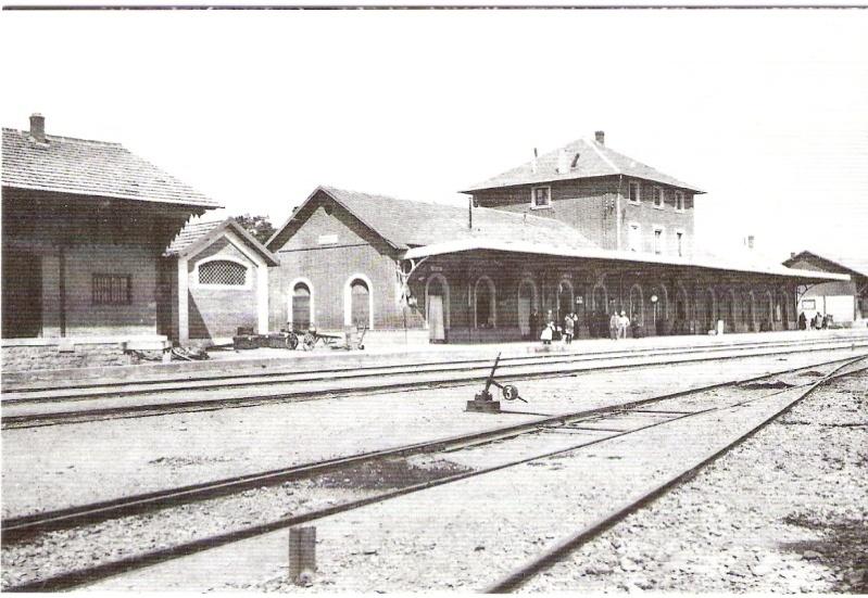 Estacion de Tudela,