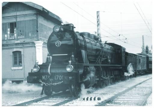 Aranjuez- Tren de la Fresa